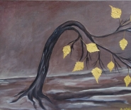 Træet i vinden