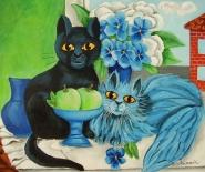 To katte på et bord