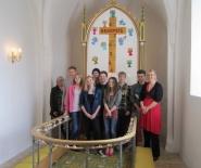 Altertavle mårum Kirke