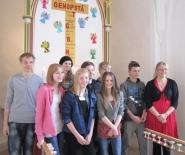 Mårum-kirke Altertavle 2012